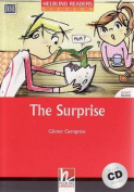 The Surprise - Book and Audio CD Pack - Level 2