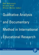 Qualitative Analysis and Documentary Method