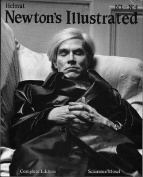 """Helmut Newton's """"Illustrated"""""""