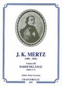 J. K. Mertz Guitar Works, Vol. III
