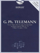 Telemann: Trio for Treble (Alto) Recorder, Viola Da Gamba and Basso Continuo, TWV 42
