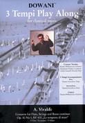 """Concerto for Flute, Strings and Basso Continuo Op. 10 No 1, RV 433 """"La Tempesta Di Mare"""" in F Major"""