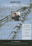 """Sonata (""""Hallenser"""") No. 2 for Flute and Basso Continuo in E Minor"""