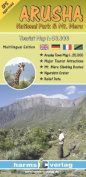 Arusha National Park and Mt. Meru