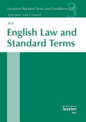 English Law and Standard Terms