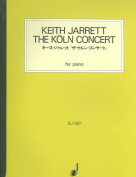 The Koln Concert: For Piano