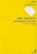 Fantasma/Cantos for Clarinet and Orchestra