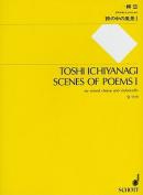 Scenes of Poems I: Score