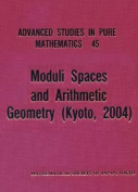 Moduli Spaces and Arithmetic Geometry