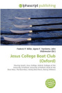 Jesus College Boat Club