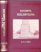 Excerpta Maldiviana