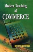 Modern Teaching of Commerce