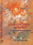 Sacred Songs of India: v. 3