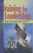 Training for Leadership