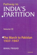 Pathway to India's Partition