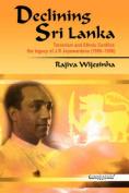 Declining Sri Lanka