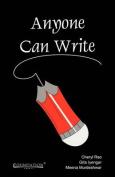 Anyone Can Write