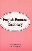 English-Burmese Dictionary