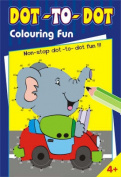 Dot-to-dot Colouring Fun