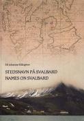 Names on Svalbard