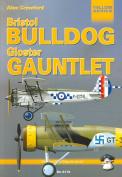 Bristol Bulldog and Gloster Gauntlet