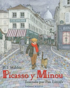Picasso y Minou = Picasso and Minou [Spanish]