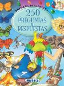 250 Preguntas y Respuestas = 250 Questions and Answers [Spanish]