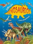 Dibujo Dinosaurios Con Plantillas [Board book] [Spanish]