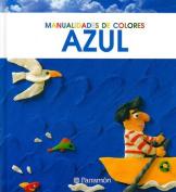Azul = Blue [Spanish]