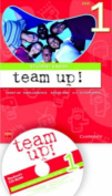 Team Up Level 1 Student's Book Spanish Edition