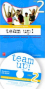 Team Up Level 2 Student's Book Spanish Edition