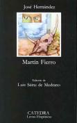 Martin Fierro [Spanish]
