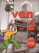 Nuevo Ven 2 Workbook/CD [Spanish]