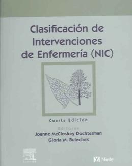 Intervenciones De Enfermeria Nic