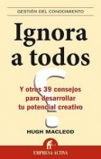 Ignora A Todos [Spanish]