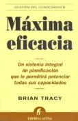 Maxima Eficacia [Spanish]