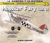Hawker Fury: v. 1