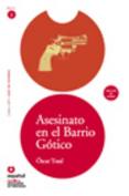 Asesinato en el Barrio Gotico [With CDROM] [Spanish]