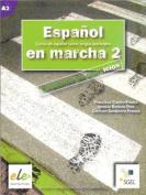 Espanol En Marcha 2 Exercises Book A2  [Spanish]