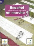 Espanol En Marcha 4 Student Book B2  [Spanish]