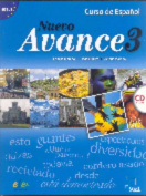 Nuevo Avance 3 Student Book + CD  B1.1 [Spanish]