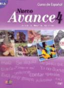 Nuevo Avance 4 Student Book + CD B1.2  [Spanish]