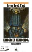 Ender el Xenocida = Xenocide [Spanish]