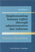Implementing Human Rights through Administrative Law Reforms