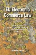 EU Electronic Commerce Law