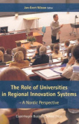 The Role of Universities in Regional Innovation Systems
