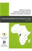 Reports of the African Commission's Working Group on Indigenous Populations/Communities in Africa