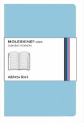 Moleskine Volant Address Book Sky Blue