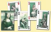 Leonardo Da Vinci Playing Cards