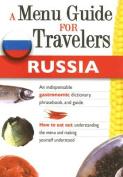 A Menu Guide - Russia